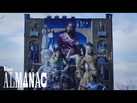 Why Philadelphia has thousands of murals