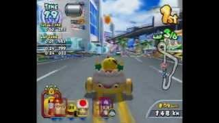 [Arcade] Mario Kart Arcade GP 2 - Wario Cup - 150cc