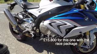 2016 BMW S1000rr   Watch this before you buy one