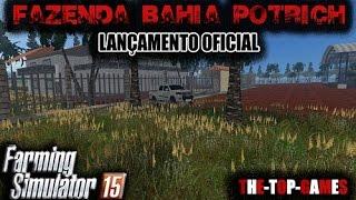 getlinkyoutube.com-Farming Simulator 2015: -- Lançamento Mapa Fazenda Bahia Potrich  -  #13