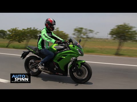 รีวิว Kawasaki Ninja650 (ABS)  Test Ride ขี่ทดสอบ คาวาซากิ นินจา 650