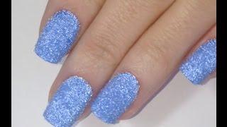 getlinkyoutube.com-Как создать светоотражающий сахарный маникюр / Masura Light Reflecting Sugar Manicure