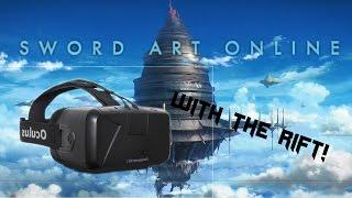 getlinkyoutube.com-Sword Art Online VR Demo! - Oculus Rift DK2
