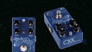 CKK Electronic: Space Station Pro Reverb & Delay-Verb