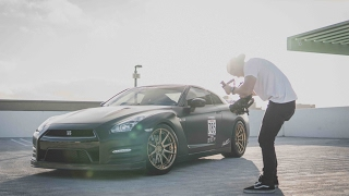 SHOOTING TJ HUNT'S GTR! Full Day of Cars and Filming!
