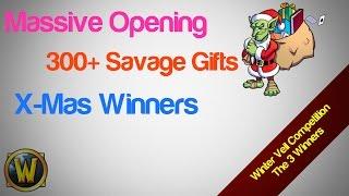 Savage Gift - Item - World of Warcraft