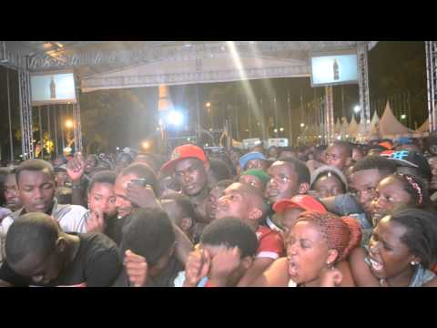 Fun Times! Raveheads Choke The KICC For The Guinness Evolution Party