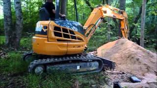 getlinkyoutube.com-Redneck  Excavating and Hauling