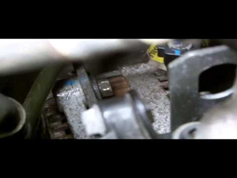 Chevrolet matiz alternator repair replacement