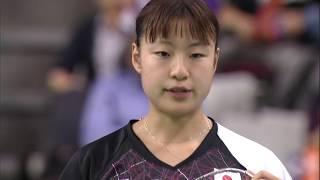 Victor Korea Open 2017 | Badminton F M4-WS | Pusarla V. Sindhu vs Nozomi Okuhara