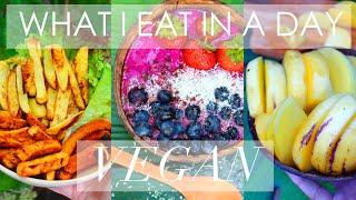 getlinkyoutube.com-VEGAN // What I eat in a day #4