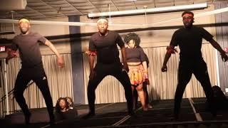 The Golden Heritage at ODU - Ultimate Recap ft. Akwaaba (GuiltyBeatz) VIRAL dance