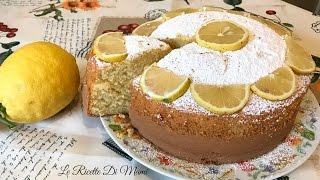 getlinkyoutube.com-TORTA SOFFICISSIMA AL LIMONE SENZA BURRO - RICETTA BIMBY TM5 - SOFT LEMON CAKE LIGHT RECIPE