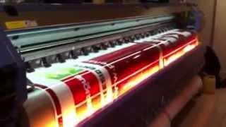 ماكينات طباعة ديجتال حديثة فليكس و بنر (بانر)  دعاية و اعلان
