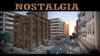 getlinkyoutube.com-NOSTALGIA | Trailer #2 Mapa Minecraft DESCARGAR