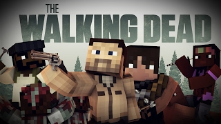 THE WALKING DEAD IN MINECRAFT