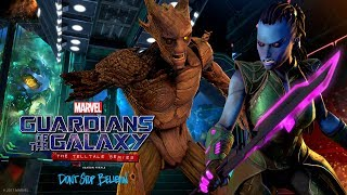 Marvel's Guardians of the Galaxy: The Telltale Series - 5. Epizód Trailer