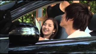 getlinkyoutube.com-City Hunter Special Making ~ Min Min in car