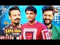 The Kapil Sharma Show - दी कपिल शर्मा शो - Ep -113-Vivek and Riteish In Kapil's Show-11th Jun, 2017