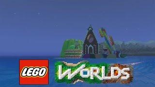 getlinkyoutube.com-LEGO WORLDS | KUCA OD SLATKISA | FULLTV
