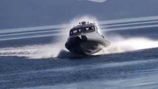 getlinkyoutube.com-High speed interceptor - Super fast motor boat for special operations