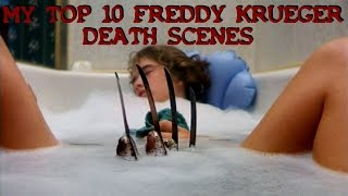 getlinkyoutube.com-My Top 10 Freddy Krueger Kills HD