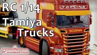 getlinkyoutube.com-EiK RC: Tamiya 1/14 Customized Trucks