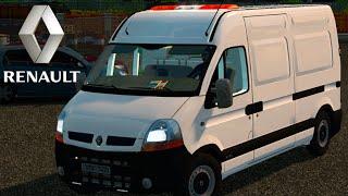 getlinkyoutube.com-Euro Truck 2 Brasil: EAA Mapa - Renault Master van
