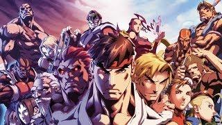 getlinkyoutube.com-Street Fighter - All Intros