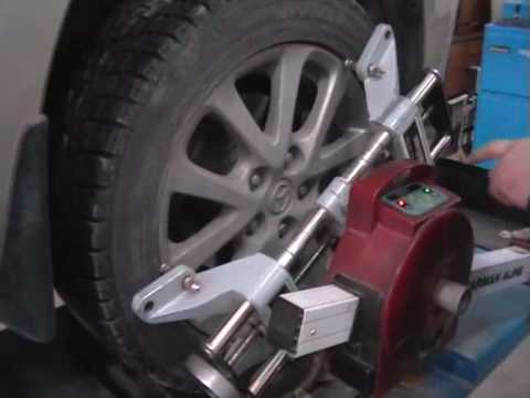 Развал-схождение колес. Сход-развал. Автосервис.