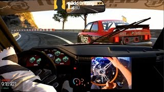 getlinkyoutube.com-Project Cars GoPro ONLINE Touge! BMW One Make Runs! + Epic SAVE!!