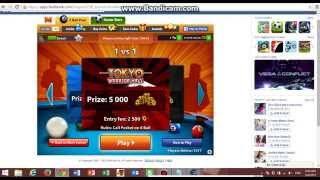 getlinkyoutube.com-Hack Money And Coin In 8 Ball Pool By Cheats Engine 6.4 Work 100 %
