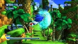 getlinkyoutube.com-Sonic Generations Fun Mod #05 - Break Mod (Pause Ingame and everywhere)