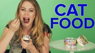 Adults Try Weird Things They Ate As Kids