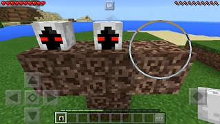 ENTITY 303 BOSS FIGHT in Minecraft Pocket Edition 1.0!!!