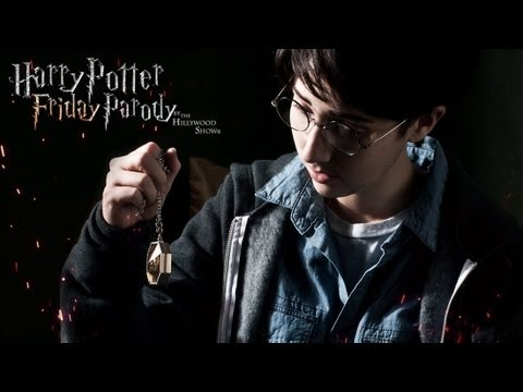 Harry Potter Friday Parody by The Hillywood Show