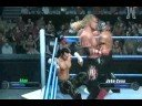 SvsR 2008 - Rey Mysterio & Edge vs Matt Hardy & John Cena