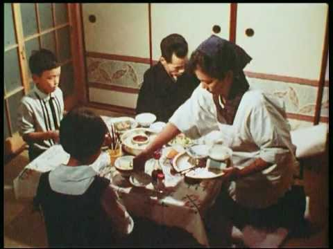 Everyday life in bygone days in Tokyo, 1966 