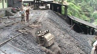 getlinkyoutube.com-Accident at Mamiao Coal Mine, Sichuan, China