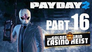 getlinkyoutube.com-PAYDAY 2! - Gameplay/Walkthrough - Part 16 - We're Going To Vegas!