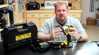 getlinkyoutube.com-Dewalt 20V MAX Brushless Impact Driver Video