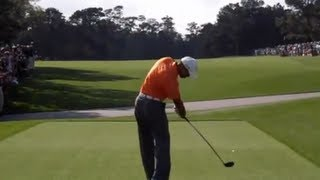 Tiger Woods, Rory McIlroy .. highlights 2013 Masters