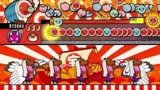 getlinkyoutube.com-【太鼓の達人WiiU3】プチポチ [オートプレイ]