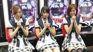 getlinkyoutube.com-【新台実戦】「ぱちんこAKB48バラの儀式」センター争奪バトル!!(後編)