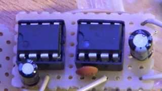 getlinkyoutube.com-LED Police Light Strobo mit 2x NE 555 & 1M Poti