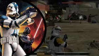 getlinkyoutube.com-Star Wars: Battlefront II- Tatooine: Dusk of War | HD