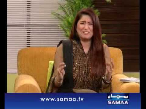 samaa anchors with maya khan 1/2