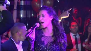 Kanye West & Kim Kardashian en live @ Vegas pour le nouvel an