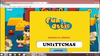 getlinkyoutube.com-Codigos de la maquina Fun Attic Parte 2 (2014,2015) Funcionando