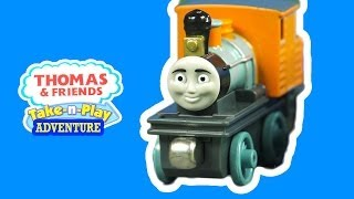getlinkyoutube.com-Thomas and Friends Adventure Why is Bash covered with Trees?